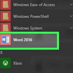 Introduceți un document în Word